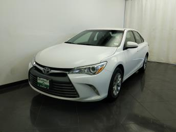 2015 Toyota Camry LE - 1380042365