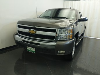 2011 Chevrolet Silverado 1500 Extended Cab LT 6.5 ft - 1380042375