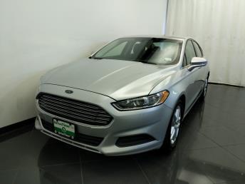 2016 Ford Fusion SE - 1380042389
