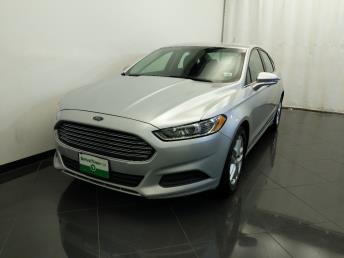 2015 Ford Fusion SE - 1380042399