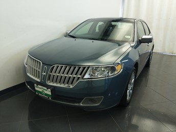 2012 Lincoln MKZ  - 1380042420