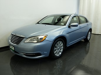 2014 Chrysler 200 Touring - 1380042421