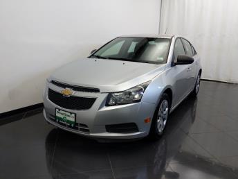 2014 Chevrolet Cruze LS - 1380042438