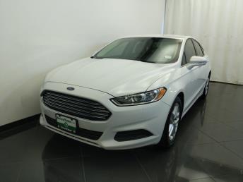 2015 Ford Fusion SE - 1380042441