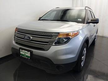 2013 Ford Explorer  - 1380042457