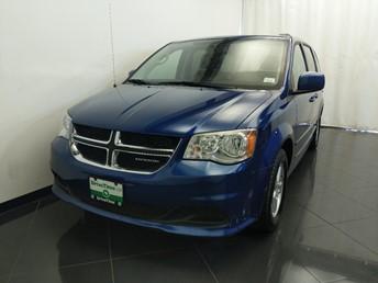 2011 Dodge Grand Caravan Mainstreet - 1380042458
