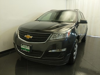 2013 Chevrolet Traverse LS - 1380042464