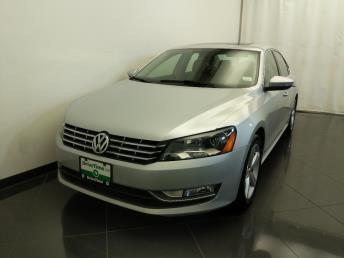 2012 Volkswagen Passat 2.5L SEL - 1380042467