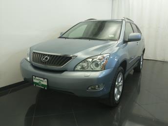 2008 Lexus RX 350  - 1380042471