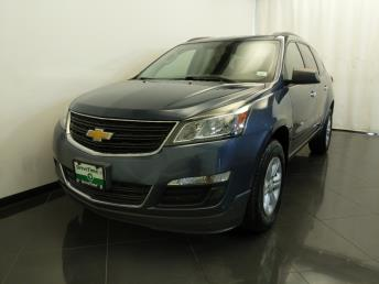 2014 Chevrolet Traverse LS - 1380042477