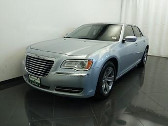 2013 Chrysler 300 300 - 1380042479
