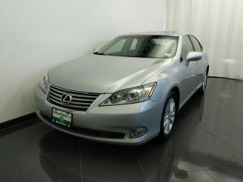 2010 Lexus ES 350  - 1380042483