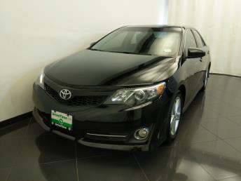 2013 Toyota Camry SE - 1380042485