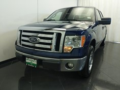 2011 Ford F-150 SuperCrew Cab XLT 6.5 ft