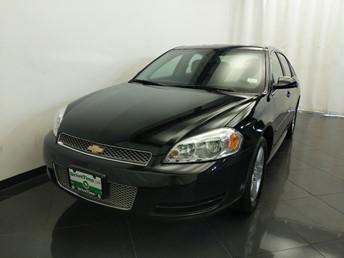 2014 Chevrolet Impala Limited LT - 1380042491
