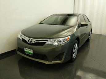 2014 Toyota Camry LE - 1380042499