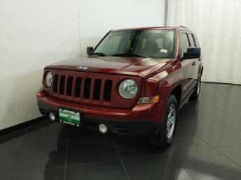 2016 Jeep Patriot Sport - 1380042501