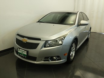 2011 Chevrolet Cruze LT - 1380042504