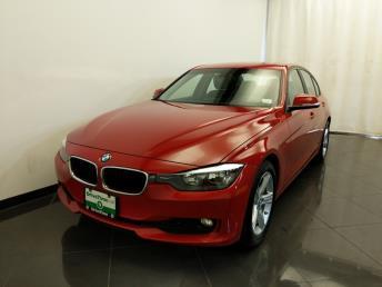 2015 BMW 320i  - 1380042521