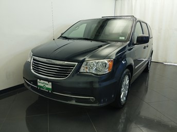 2014 Chrysler Town and Country Touring - 1380042544