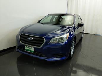Used 2016 Subaru Legacy