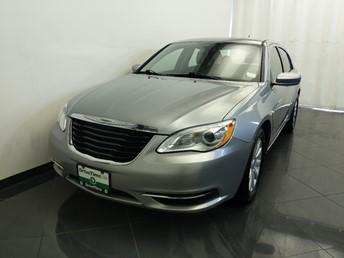 2013 Chrysler 200 Touring - 1380042562