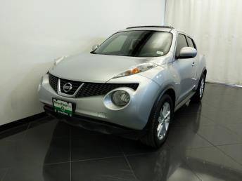 2014 Nissan JUKE SV - 1380042564