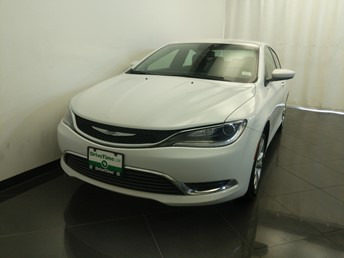 2015 Chrysler 200 Limited - 1380042581