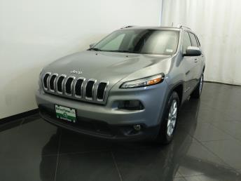 2015 Jeep Cherokee Latitude - 1380042592