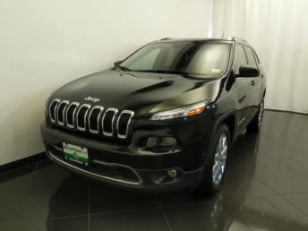 2015 Jeep Cherokee Limited - 1380042593