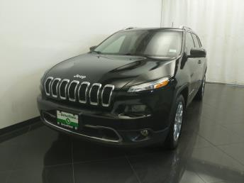 2017 Jeep Cherokee Limited - 1380042595