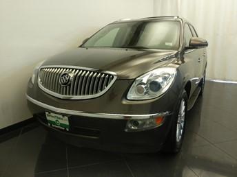 2011 Buick Enclave CXL - 1380042607