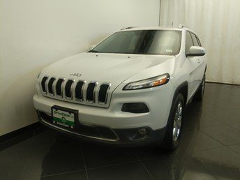 2016 Jeep Cherokee Limited - 1380042610