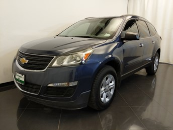 2013 Chevrolet Traverse LS - 1380042639