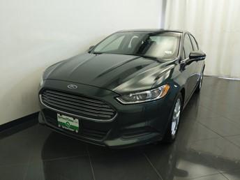 2016 Ford Fusion SE - 1380042652