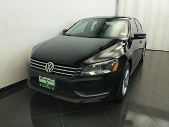 2013 Volkswagen Passat 2.5L SE - 1380042659