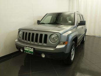 2014 Jeep Patriot Sport - 1380042684