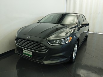 2016 Ford Fusion S - 1380042687