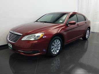 2013 Chrysler 200 Touring - 1380042697