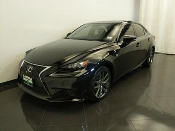 2014 Lexus IS 250  - 1380042732