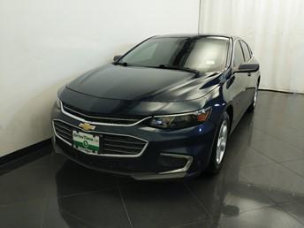 2016 Chevrolet Malibu LS - 1380042734