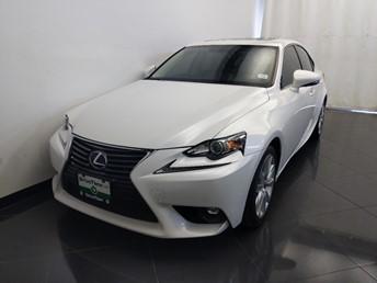 2015 Lexus IS 250  - 1380042779