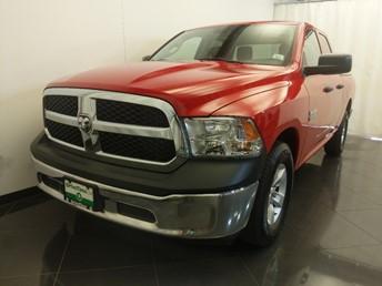 2014 Dodge Ram 1500 Quad Cab Tradesman 6.3 ft - 1380042783