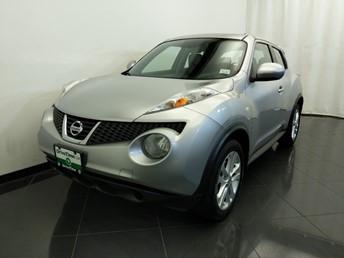2012 Nissan JUKE S - 1380042789