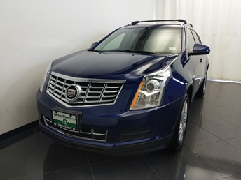2013 Cadillac SRX Luxury Collection - 1380042792