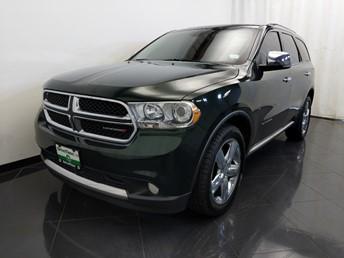 2011 Dodge Durango Citadel - 1380042819
