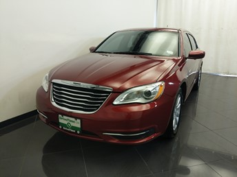 2014 Chrysler 200 Touring - 1380042820