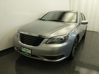 2014 Chrysler 200 Touring - 1380042849