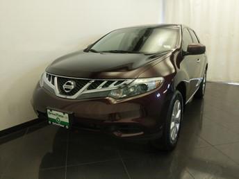 2014 Nissan Murano S - 1380042857
