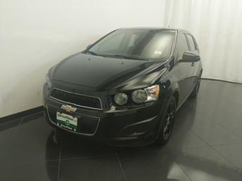 2013 Chevrolet Sonic LT - 1380042876